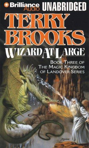 Wizard at Large | iskape Audiobooks | Grand Rapids